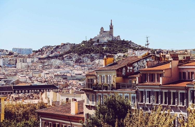 Louer un bureau à Marseille